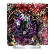 Cell Dreaming 1 Shower Curtain