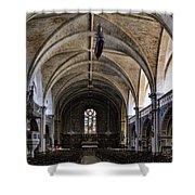Centuries Old Church Shower Curtain