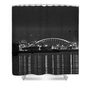 Centurylink Field Shower Curtain