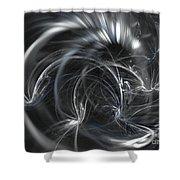Cepheus Shower Curtain