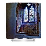 Chagall Window Shower Curtain