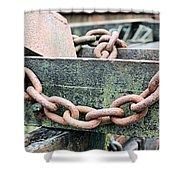 Chains Shower Curtain