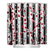 Chalpar Shower Curtain