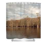 Champion Lake Shower Curtain