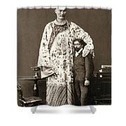 Chang Woo Gow, Chinese Giant Shower Curtain