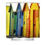 Change Rooms Shower Curtain