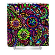 Changing Life Shower Curtain