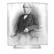 Charles F. Adams (1807-1886) Shower Curtain