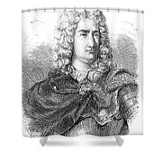 Charles-francois Du Fay Shower Curtain