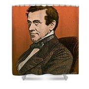 Charles Wheatstone, English Inventor Shower Curtain