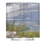 Chattanooga Valley Shower Curtain