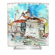 Chaves In Portugal 05 Shower Curtain