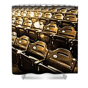 Cheap Seats Shower Curtain