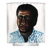 Cheick Oumar Sissoko Shower Curtain