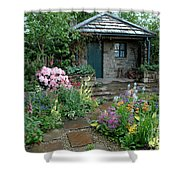 Chelsea Cottage Shower Curtain
