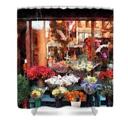Chelsea Flower Shop Shower Curtain