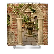 Chelsea Stone Archway Shower Curtain