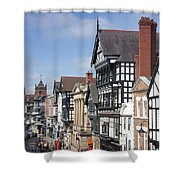 Chester City Centre Shower Curtain