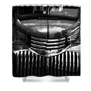 Chev-alry Shower Curtain