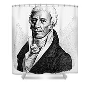 Chevalier De Lamarck Shower Curtain