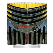 Chevrolet Shine Shower Curtain