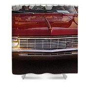 Chevy Impala Ss Shower Curtain