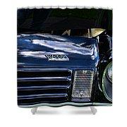 Chevy Vega Shower Curtain