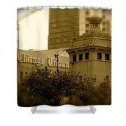 Chicago Impressions 7 Shower Curtain
