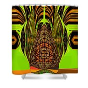 Chief Shower Curtain