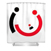 Parents Love Shower Curtain