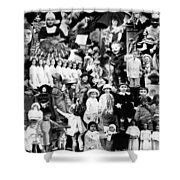 Children Of The World Shower Curtain