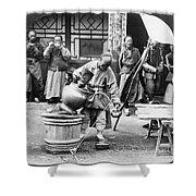China: Manchuria, C1906 Shower Curtain