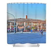 Chippewa And Delaware Shower Curtain