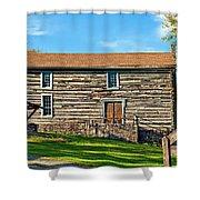Christ Church Shower Curtain