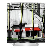 Christina's Baton Rouge Shower Curtain