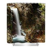 Christine Falls Canyon Shower Curtain