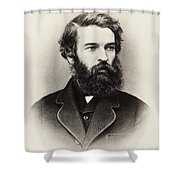 Christopher Pearse Cranch Shower Curtain
