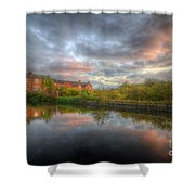 Chromalite Echo 2.0 Shower Curtain