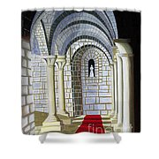 Church Altar Shower Curtain
