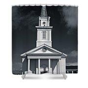 Church In Eureka Shower Curtain