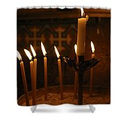 Church Of The Holy Sepulchre Jerusalem Shower Curtain