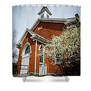 Church Series 1 Shower Curtain