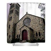 Church Series - 2 Shower Curtain