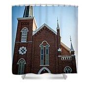 Church Series - 3 Shower Curtain