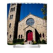 Church Series - 4 Shower Curtain