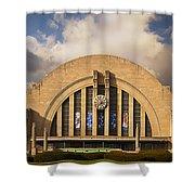 Cincinnati Museum Union Terminal Shower Curtain