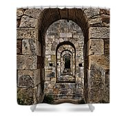 Citadelle Bridge Arch Shower Curtain