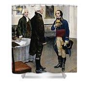 Citizen Gen�t, 1793 Shower Curtain