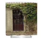City 0013 Shower Curtain