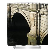 City 0016 Shower Curtain
